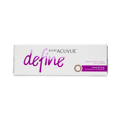 1 Day Acuvue Define Vivid Style 30 Pack