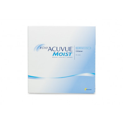 1 Day Acuvue Moist for Astigmatism 90 Pack