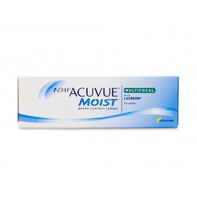 1 Day Acuvue Moist Multifocal 30 Pack