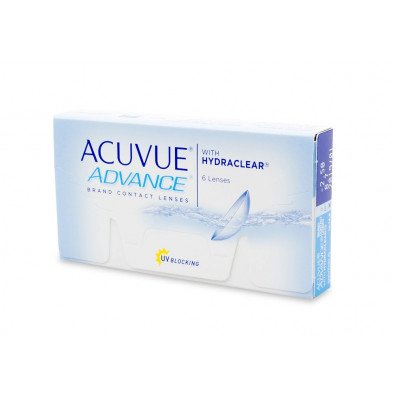 Acuvue Advance 6 Pack