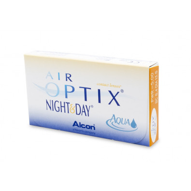 Air Optix Night & Day Aqua 6 Pack